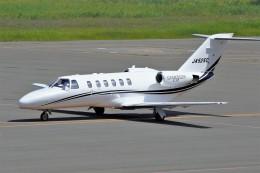 航空フォト:JA525C オートパンサー 525 CitationJet