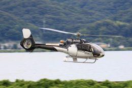 しょうせいさんが、岡南飛行場で撮影した日本法人所有 EC130B4の航空フォト(飛行機 写真・画像)
