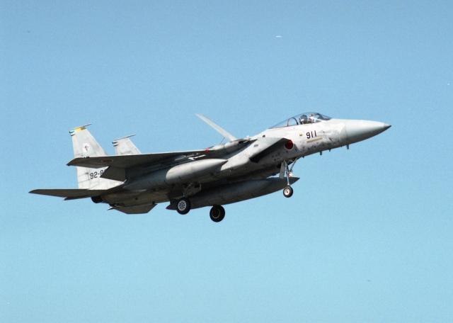 元青森人さんが、茨城空港で撮影した航空自衛隊 F-15J Eagleの航空フォト(飛行機 写真・画像)