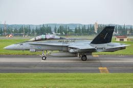 Tomo-Papaさんが、横田基地で撮影したアメリカ海兵隊 F/A-18D Hornetの航空フォト(飛行機 写真・画像)