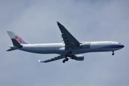 jutenLCFさんが、中部国際空港で撮影したチャイナエアライン A330-302の航空フォト(飛行機 写真・画像)