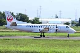 YouKeyさんが、札幌飛行場で撮影した北海道エアシステム 340B/Plusの航空フォト(飛行機 写真・画像)
