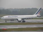 kahluamilkさんが、成田国際空港で撮影したエールフランス航空 A330-203の航空フォト(飛行機 写真・画像)