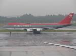 kahluamilkさんが、成田国際空港で撮影したノースウエスト航空 747-251Bの航空フォト(飛行機 写真・画像)