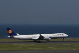 inyoさんが、羽田空港で撮影したルフトハンザドイツ航空 A340-642の航空フォト(飛行機 写真・画像)