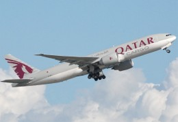 航空フォト:A7-BFI カタール航空カーゴ 777-200
