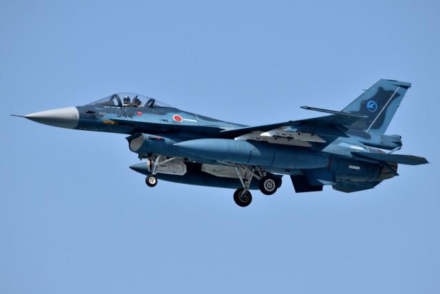 Tango-4さんが、岐阜基地で撮影した航空自衛隊 F-2Aの航空フォト(飛行機 写真・画像)