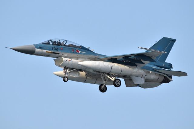 Tango-4さんが、岐阜基地で撮影した航空自衛隊 F-2Bの航空フォト(飛行機 写真・画像)