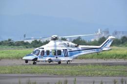 kumagorouさんが、仙台空港で撮影した海上保安庁 AW139の航空フォト(飛行機 写真・画像)