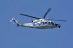 kumagorouさんが、仙台空港で撮影した海上保安庁 S-76Dの航空フォト(飛行機 写真・画像)