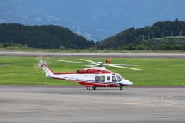 VEZEL 1500Xさんが、静岡空港で撮影した横浜市消防航空隊 AW139の航空フォト(飛行機 写真・画像)