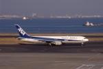 kumagorouさんが、羽田空港で撮影した全日空 767-381/ERの航空フォト(飛行機 写真・画像)