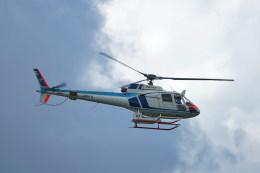 pringlesさんが、熊本空港で撮影した中日本航空 AS350B Ecureuilの航空フォト(飛行機 写真・画像)