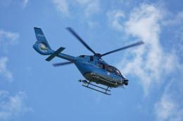 pringlesさんが、熊本空港で撮影した熊本県警察 EC135P3の航空フォト(飛行機 写真・画像)