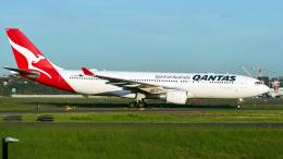 FlyingMonkeyさんが、シドニー国際空港で撮影したジェットスター A330-202の航空フォト(飛行機 写真・画像)