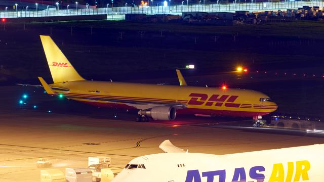 FlyingMonkeyさんが、シドニー国際空港で撮影したタスマン・カーゴエアラインズ 767-3JHF(ER)の航空フォト(飛行機 写真・画像)