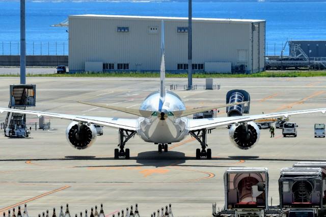 のぶさん。さんが、中部国際空港で撮影したZIPAIR 787-8 Dreamlinerの航空フォト(飛行機 写真・画像)