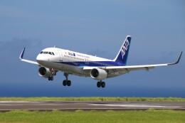 航空フォト:JA02VA 全日空 A320