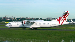 FlyingMonkeyさんが、シドニー国際空港で撮影したヴァージン・オーストラリア・リージョナル ATR-72-600の航空フォト(飛行機 写真・画像)