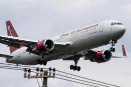 KANTO61さんが、横田基地で撮影したオムニエアインターナショナル 767-323/ERの航空フォト(飛行機 写真・画像)