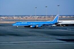 パール大山さんが、ジョン・F・ケネディ国際空港で撮影したブラニフ航空 DC-8-62Hの航空フォト(飛行機 写真・画像)