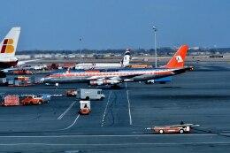パール大山さんが、ジョン・F・ケネディ国際空港で撮影したアエロメヒコ航空 DC-8-51の航空フォト(飛行機 写真・画像)