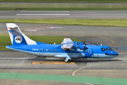 bakurochoさんが、福岡空港で撮影した天草エアライン ATR-42-600の航空フォト(飛行機 写真・画像)