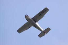 けいとパパさんが、東京都内上空で撮影した川崎航空 TU206G Turbo Stationair 6の航空フォト(飛行機 写真・画像)