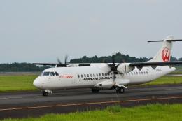 HS888さんが、鹿児島空港で撮影した日本エアコミューター ATR-72-600の航空フォト(飛行機 写真・画像)