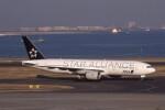 kumagorouさんが、羽田空港で撮影した全日空 777-281の航空フォト(飛行機 写真・画像)