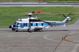 sumihan_2010さんが、新石垣空港で撮影した海上保安庁 EC225LP Super Puma Mk2+の航空フォト(飛行機 写真・画像)
