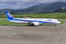 sumihan_2010さんが、新石垣空港で撮影した全日空 787-9の航空フォト(飛行機 写真・画像)