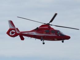 FT51ANさんが、神戸空港で撮影した大阪市消防航空隊 AS365N3 Dauphin 2の航空フォト(飛行機 写真・画像)