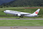 sumihan_2010さんが、新石垣空港で撮影した日本航空 767-346/ERの航空フォト(飛行機 写真・画像)