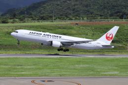 sumihan_2010さんが、石垣空港で撮影した日本航空 767-346/ERの航空フォト(飛行機 写真・画像)