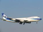 kahluamilkさんが、成田国際空港で撮影した日本貨物航空 747-481F/SCDの航空フォト(飛行機 写真・画像)