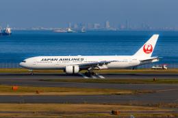 01yy07さんが、羽田空港で撮影した日本航空 777-246の航空フォト(飛行機 写真・画像)