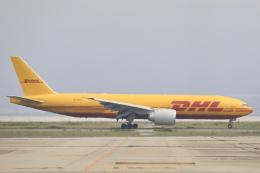 Hii82さんが、関西国際空港で撮影したカリッタ エア 777-F1Hの航空フォト(飛行機 写真・画像)