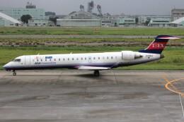 もにーさんが、小松空港で撮影したアイベックスエアラインズ CL-600-2C10 Regional Jet CRJ-702ERの航空フォト(飛行機 写真・画像)