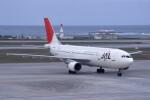 kumagorouさんが、那覇空港で撮影した日本航空 A300B4-622Rの航空フォト(飛行機 写真・画像)