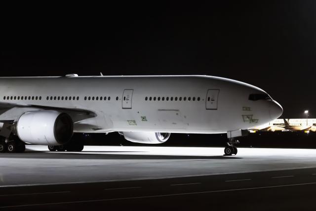 mameshibaさんが、羽田空港で撮影した日本航空 777-289の航空フォト(飛行機 写真・画像)