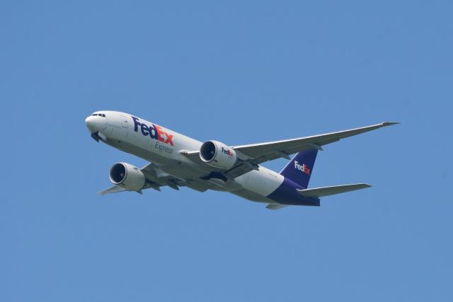 rangeroverさんが、成田国際空港で撮影したフェデックス・エクスプレス 777-FS2の航空フォト(飛行機 写真・画像)