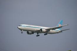 竹林 義弘さんが、福岡空港で撮影した全日空 767-381の航空フォト(飛行機 写真・画像)