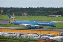 ポン太さんが、成田国際空港で撮影したベトナム航空 A350-941の航空フォト(飛行機 写真・画像)