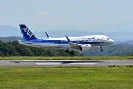 Gambardierさんが、岡山空港で撮影した全日空 A320-271Nの航空フォト(飛行機 写真・画像)