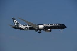 Tarochanさんが、成田国際空港で撮影したニュージーランド航空 787-9の航空フォト(飛行機 写真・画像)