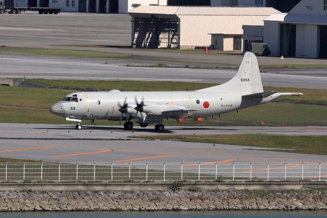 TAKAHIDEさんが、那覇空港で撮影した海上自衛隊 P-3Cの航空フォト(飛行機 写真・画像)