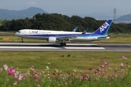 ぽんさんが、高松空港で撮影した全日空 767-381/ERの航空フォト(飛行機 写真・画像)