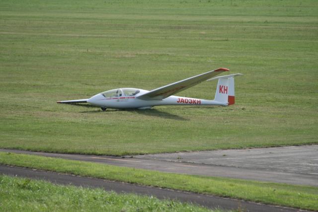 熱血男子さんが、たきかわスカイパークで撮影した滝川スカイスポーツ振興協会 ASK 21の航空フォト(飛行機 写真・画像)