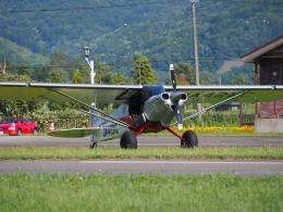 ここはどこ?さんが、美唄スカイパークで撮影したニセコ・アビエーション CC19-180 XCubの航空フォト(飛行機 写真・画像)